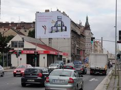 T-Mobile  - outdoor advertising - MaxMedia