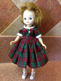 Vintage Betsy McCall Doll from 1950's - McCall Corp on Back = VGC | eBay