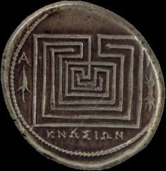Minosse e il Minotauro - Civiltà cretese