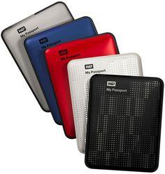 WD My Passport Essentials USB 3.0