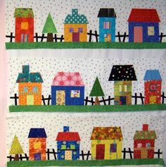 Happy Shacks from Black Cat Creations designed by Judy Reynolds.