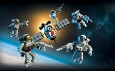 ToyzMag.com » Icarus Troopers : des astronautes pour Call of Duty