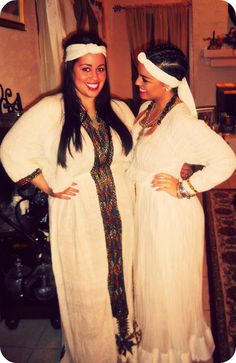 Ethiopian Easter, Ethiopian traditional clothes