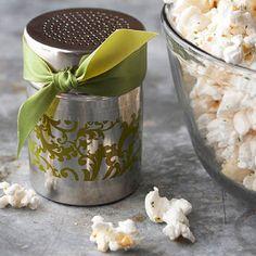 Homemade popcorn seasoning