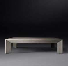 Arles Square Coffee Table