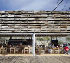 Osulloc Tea House Pavilions,© Yong-Kwan Kim