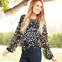 Anything by LC Lauren Conrad at Kohl's fits into my style spectrum