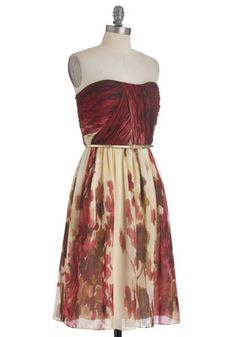 The Scenery at Sunset Dress.  Legitimately contemplating on spending the money on this.