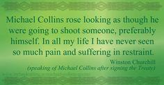 Ireland Michael Collins Quotes. QuotesGram by @quotesgram