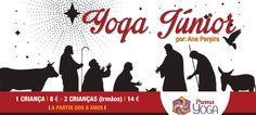 yoga júnior - Natal (20 Dez.)