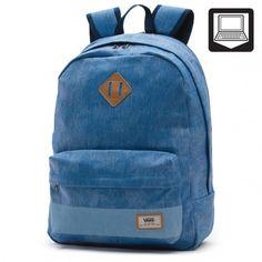 Vans Vans Old Skool Plus Backpack ❤ liked on Polyvore featuring bags 90a4cacd30868
