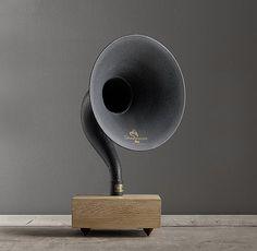 Gramophone Mini With Bluetooth® - Dry Oak
