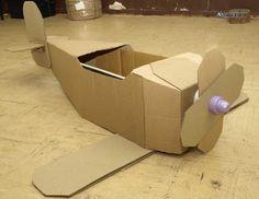 картон коробка и творчество - Поиск в Google