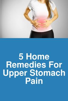 how to get rid of stomach pain and diarrhea
