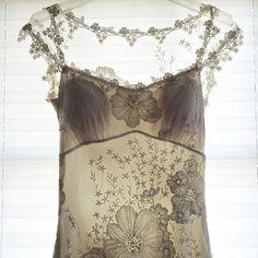 Real bride Katy's Claire Pettibone 'Orange Blossom' wedding dress