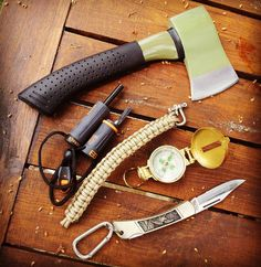 survival equipment in our disaster backpack, essentials for every adventure or  emergency case #outbag #outdoor #survival #nature #hiking #travel #bushcraft