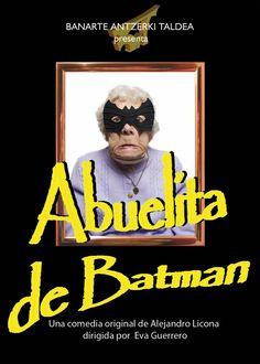 La abuelita de Batman