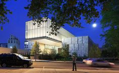 The Barnes Foundation by Tod Williams Billie Tsien Architects. http://archrecord.construction.com/projects/portfolio/2012/06/Barnes-Foundation.asp#