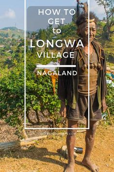 Longwa, Nagaland is a rural, remote village home to the #Konyak #tribe on the #border between #India and #Myanmar. Here is how to get to Longwa, #Nagaland #IncredibleIndia #indiatravel #indigenoustribes #tribal #tribe #nagatribes #northeastindia #aroundtheworld #intrepid #headhunters Travel Advice, Travel Guides, Travel Tips, Stuff To Do, Things To Do, Northeast India, Adventures Abroad, Passport Travel, Adventure Bucket List