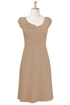 Cute Dress! This website has TONS of super cute styles!!