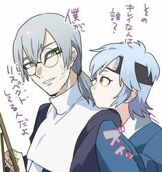 Кабуто и Мицуки