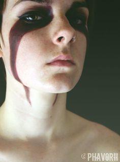 skyrim cosplay war paint - Google Search