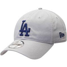 huge discount 95271 81aef Los Angeles Dodgers New Era Core Classic Team 9TWENTY Adjustable Hat -  Gray,  22.99