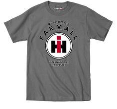 IH Farmall McCormick Logo T-Shirt | USFarmer.com