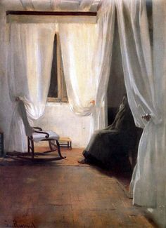 Santiago Rusiñol Prats. Santiago Rusiñol (1861 - 1931) was a Spanish/Catalan modernist painter, author, and playwright