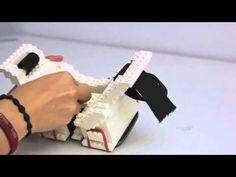 faBrickation: Fast 3D Printing Using Lego Bricks