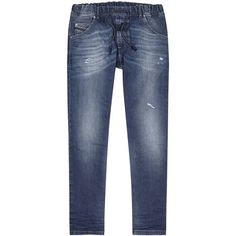 0aca07504f29f Diesel Krooley 0683R Faded Jogg Jeans - Size W28 (€255) ❤ liked on