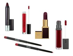 How To Pull Off Fall's Vampy Lip, Courtesy Of Joey Maalouf   The Zoe Report