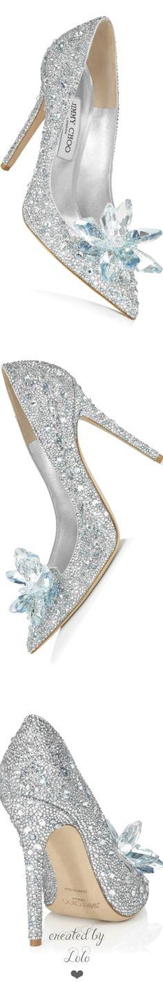 Frivolous Fabulous - Jimmy Choo Cinderella    | LOLO❤︎