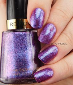 Revlon Magnetic over Revlon Oi Beautiful Drugstore Makeup Dupes, Beauty Dupes, Sinful Colors, Nail Colors, Revlon Nail Polish, Nail Polishes, Magnetic Nail Polish, Hard Candy Makeup, High End Makeup