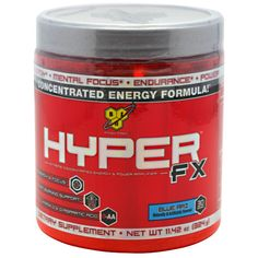 BSN Hyper FX Concentrated Energy 30 Servings l Rock Bottom Fitness