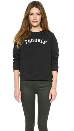 Sea Trouble Sweatshirt