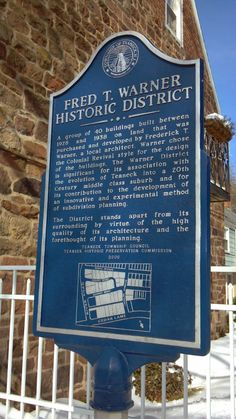 Hidden New Jersey - finding history in Teaneck.