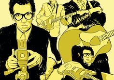 In this article Nick Triani tries to pin down how the Elvis Costello he knows today came into view. He also looks back at five of his favourite Elvis Costello albums. Elvis Costello performs in Helsinki February 20th.