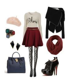 March outfit