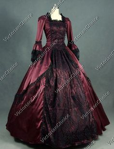 Gothic Gowns, Victorian Gown, Gothic Dress, Gothic Outfits, Lace Ball Gowns, Ball Gown Dresses, Marie Antoinette Fancy Dress, Game Of Thrones Dress, Fancy Dress Ball