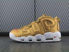 6d8db4f7ac6b8 Supreme x Nike Air More Uptempo  Metallic Gold  902290 700