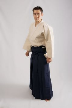 Iwata - Aikido Hakama.