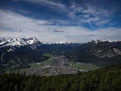 Garmisch-Partenkirchen - Germany, Bavaria, Garmisch-Partenkirchen, May 2016