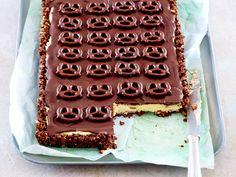 Kuchen ohne Backen – Cool Cakes! - brezel-schoko-tarte  Rezept