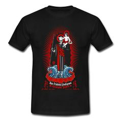 San Cristobal / Saint Christopher http://www.bravebikersoriginal.com #bravebikers #bbbc #sancristobal #stchristopher