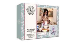 Hobbycraft Kirstie Kits - patchwork apron kit http://www.hobbycraft.co.uk/kirstie-allsopp