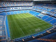 Santiago Bernabeu Stadium (Things to do in Madrid, Spain) Real Madrid, Stuff To Do, Things To Do, Santiago Bernabeu, Before I Die, Top Destinations, Spain Travel, West Virginia, Time Travel