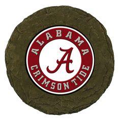 "Alabama Crimson Tide  13.5"" Stepping Stone"