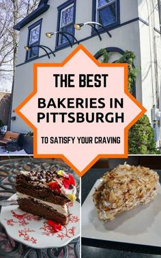 Grab a treat at one of these awesome bakeries in Pittsburgh Pittsburgh Food, Pittsburgh Restaurants, Visit Pittsburgh, Pittsburgh Neighborhoods, Good Bakery, Best Bakery, Travel Usa, Canada Travel, Traveling By Yourself