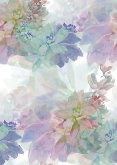 Wallpaper iphone pastel flower ✓ the galleries of hd wallpaper Pastel Floral, Deco Floral, Pastel Flowers, Pastel Colors, Floral Prints, Art Prints, Soft Pastels, Pastel Palette, Pastel Shades